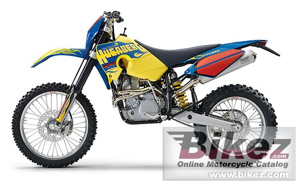 Big Husaberg fe650e picture and wallpaper from Bikez.com