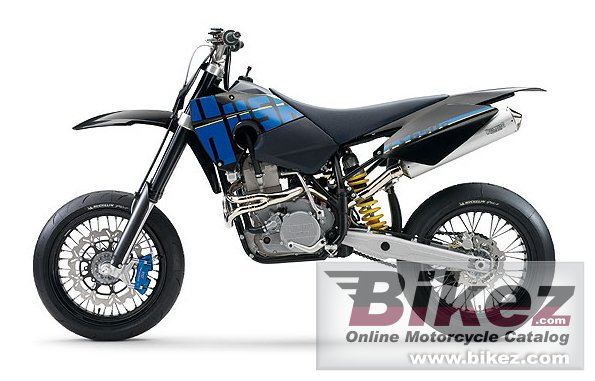 Big Husaberg fs650c picture and wallpaper from Bikez.com