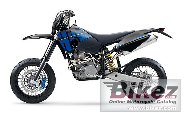 Big Husaberg fs550e picture and wallpaper from Bikez.com