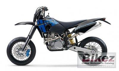 2007 Husaberg FS650E