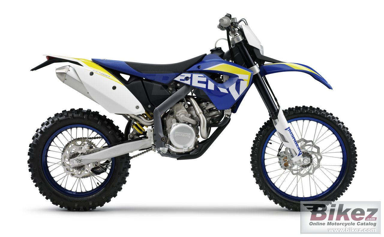 Big Husaberg fe 450e picture and wallpaper from Bikez.com
