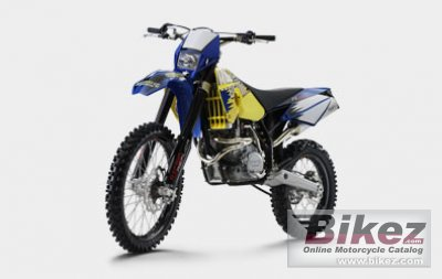 2008 Husaberg FE 650e photo