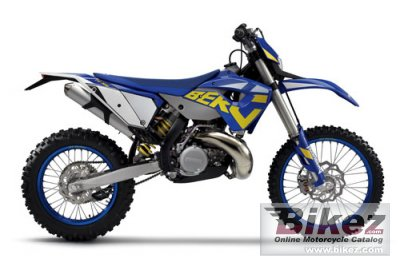 2010 Husaberg TE 250 photo
