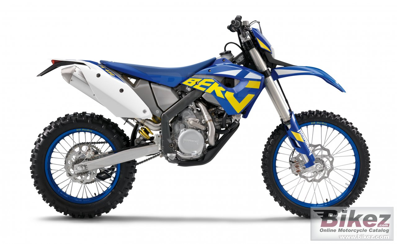 Big Husaberg fe 450 picture and wallpaper from Bikez.com