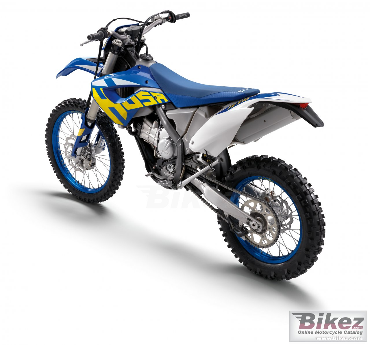 Big Husaberg fe 570 picture and wallpaper from Bikez.com
