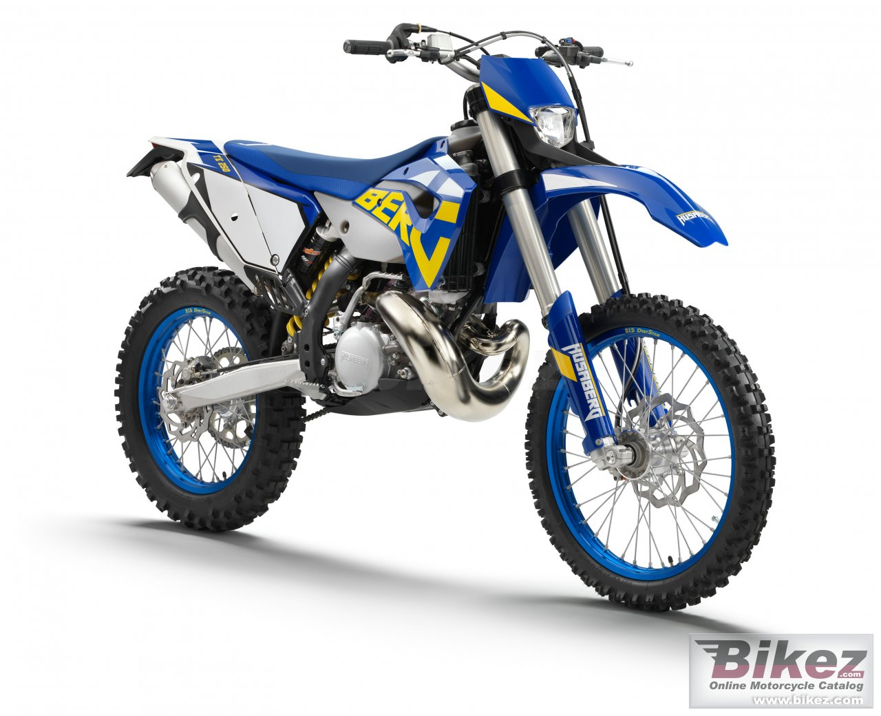 Big Husaberg te 250 picture and wallpaper from Bikez.com