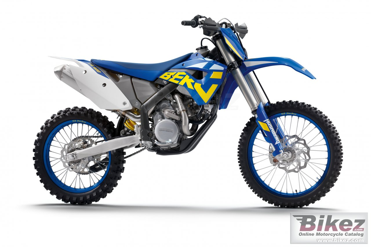 Big Husaberg fx 450 picture and wallpaper from Bikez.com