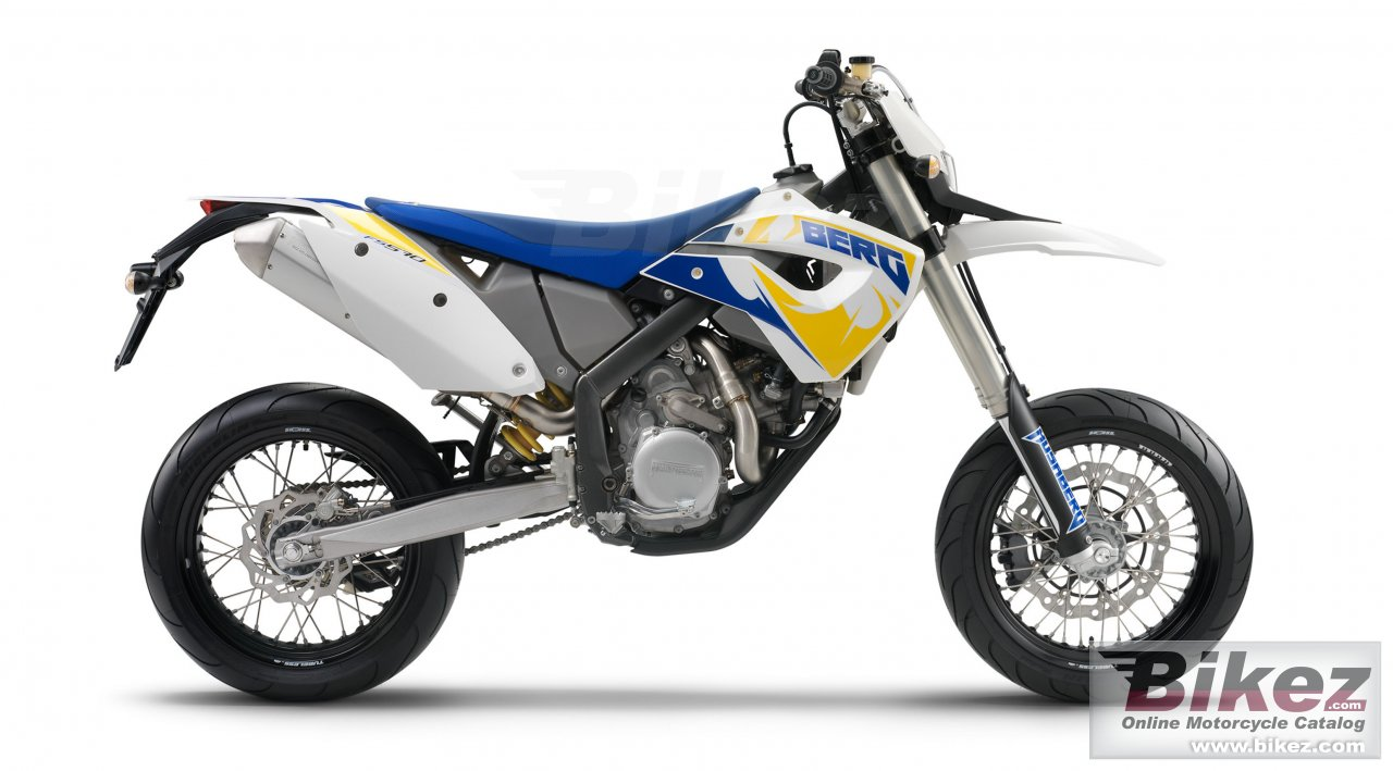 Big Husaberg fs 570 picture and wallpaper from Bikez.com