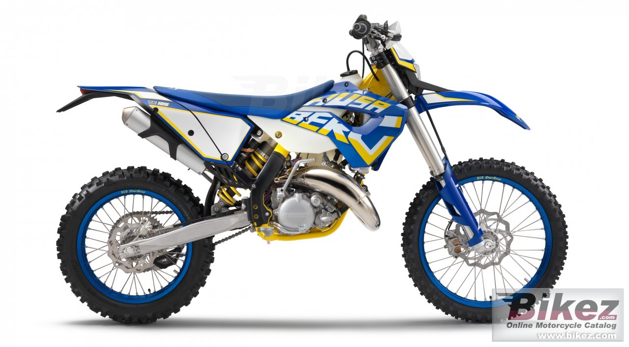 Big Husaberg te 125 picture and wallpaper from Bikez.com