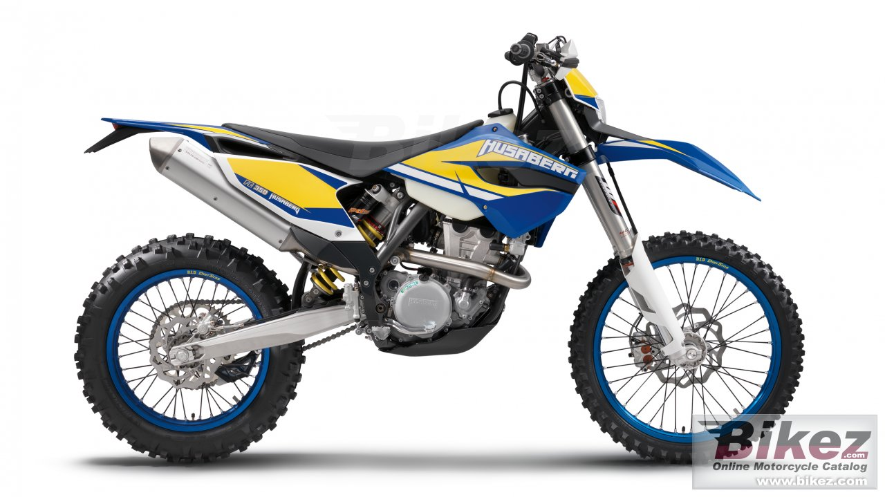 Big Husaberg fe 350 picture and wallpaper from Bikez.com