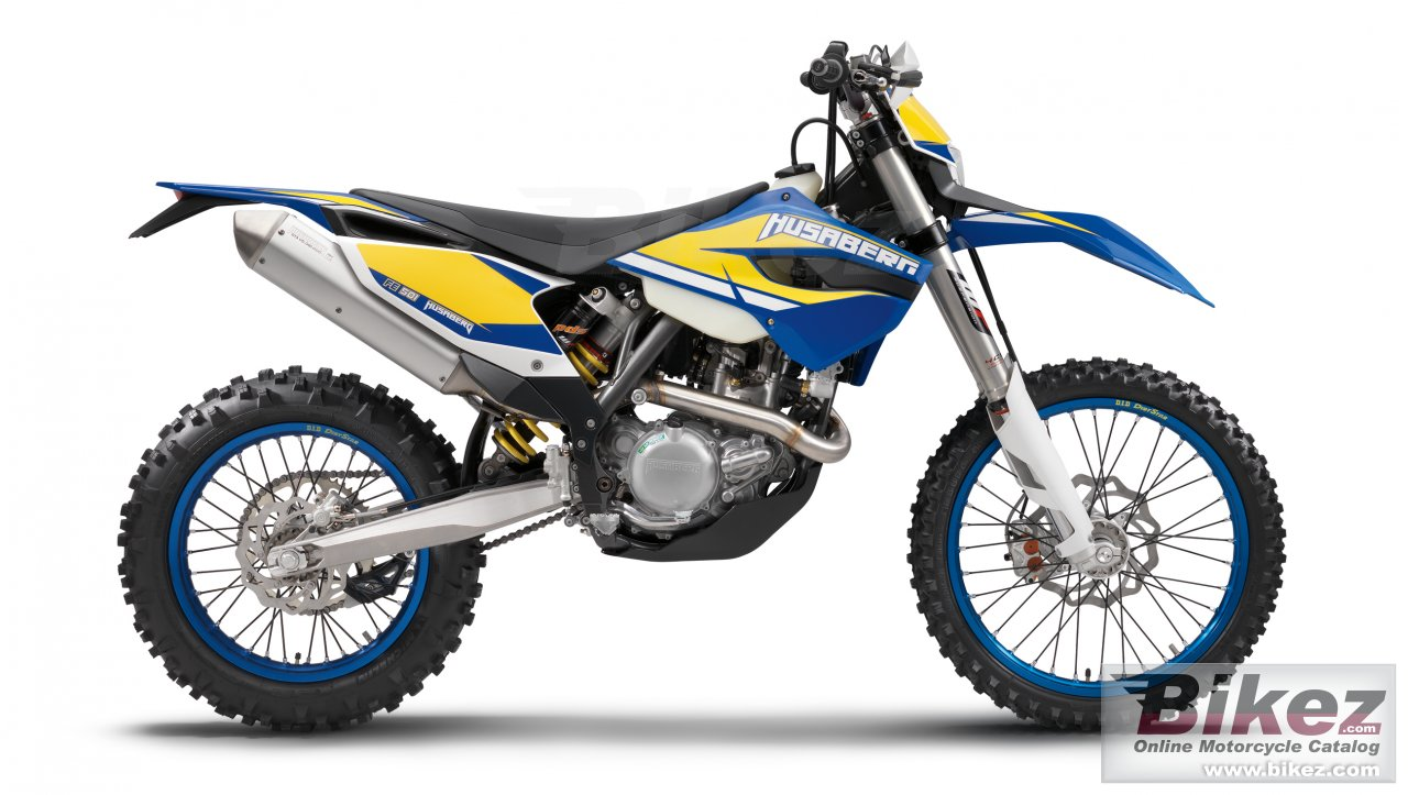 Big Husaberg fe 501 picture and wallpaper from Bikez.com