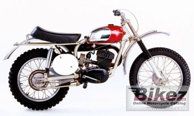 1966 Husqvarna Racer