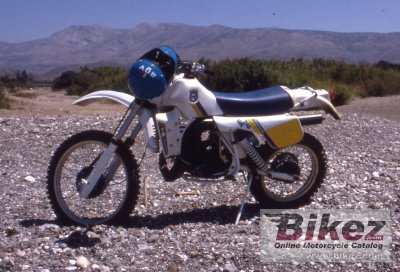 1985 Husqvarna 240 WR specifications and pictures