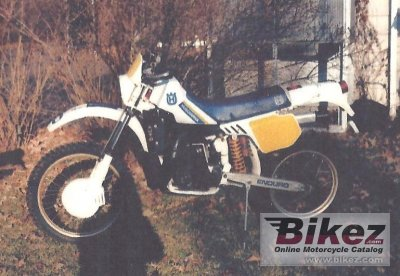 1986 Husqvarna 430 Automatic photo