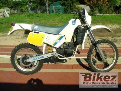1986 Husqvarna 125 WR