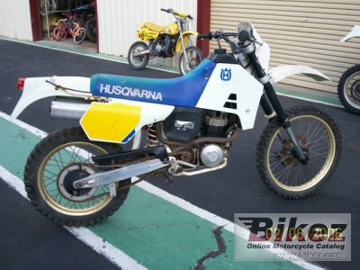 1987 Husqvarna 510 TELC photo