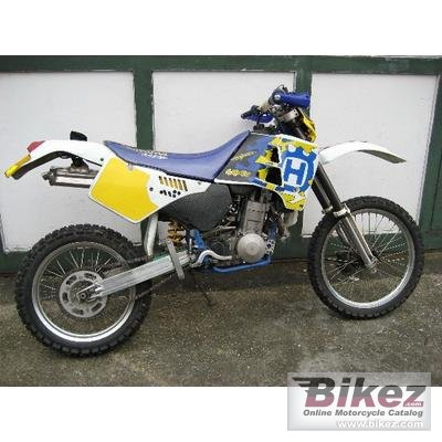 1990 Husqvarna 350 TE photo
