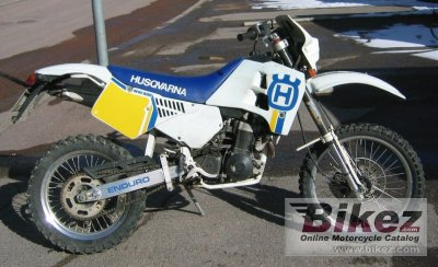 1991 Husqvarna 610 TE photo