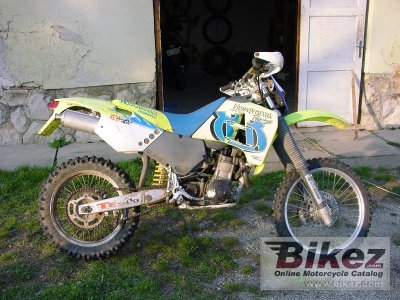 1996 Husqvarna TE 410 Enduro photo