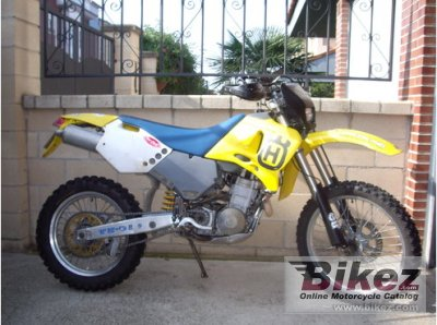 1996 Husqvarna TE 610 Enduro photo