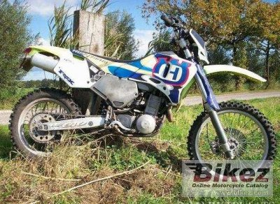 1998 Husqvarna TE 610 Enduro photo