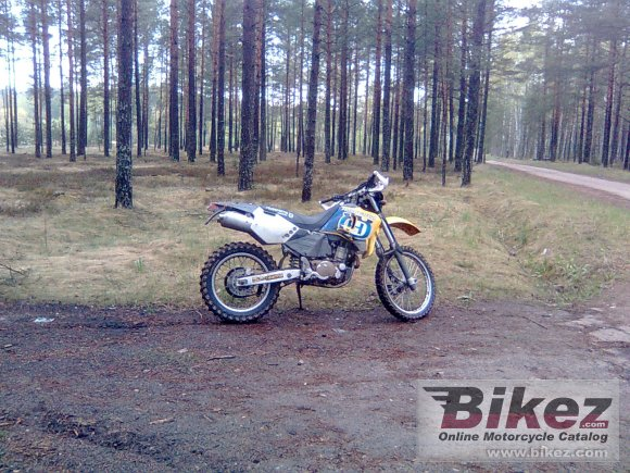 1999 Husqvarna TE 610 E photo