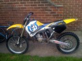 1999 Husqvarna CR 125 photo