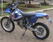 1999 Husqvarna WRE Dual 125 photo