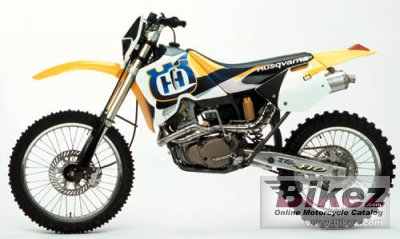 2000 Husqvarna TE 410 photo