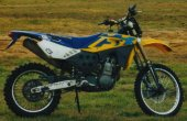 2001 Husqvarna TE 400 photo