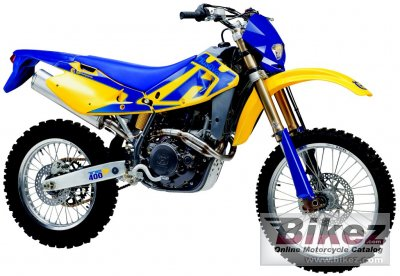 2002 Husqvarna TE 400 photo