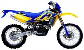 2002 Husqvarna TE 250 photo