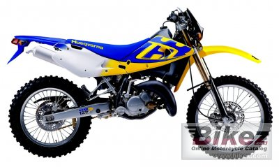 2002 Husqvarna WRE 125 photo