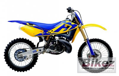 2002 Husqvarna CR 250 photo