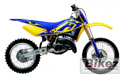 2002 Husqvarna CR 125 photo