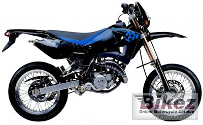 2002 Husqvarna SM 50 specifications and pictures