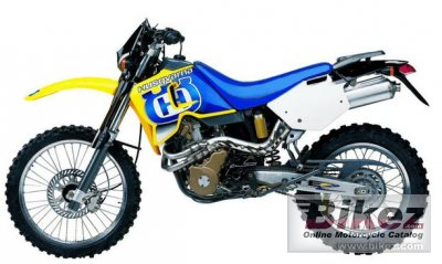2003 Husqvarna TE 610 ES photo