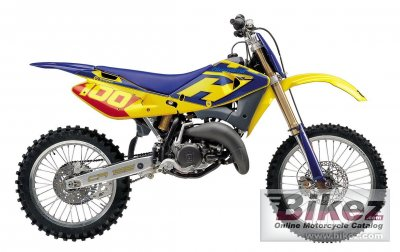 2004 Husqvarna CR 125 photo