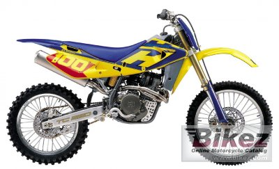 2004 Husqvarna TC 250 photo