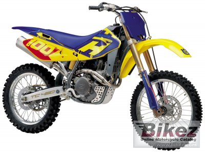 2004 Husqvarna TC 450 photo