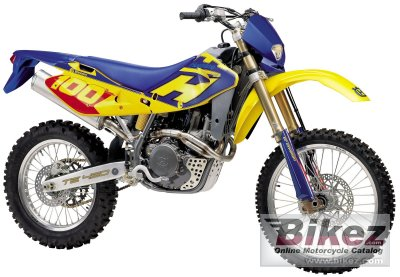 2004 Husqvarna TE 450 photo