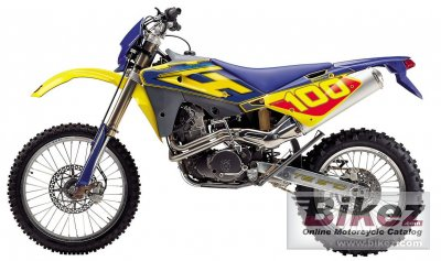 2004 Husqvarna TE 570 photo