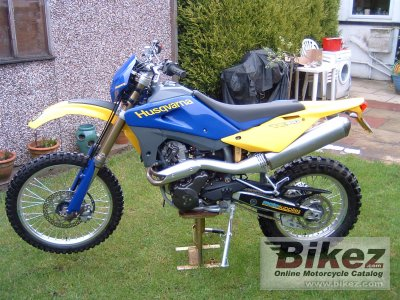 2005 Husqvarna TE 610 e photo