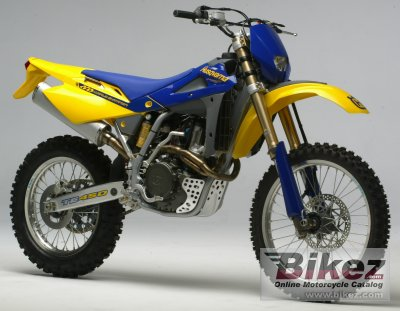 2005 Husqvarna TE 450 photo