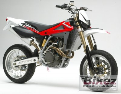 2005 Husqvarna SM 450 R specifications and pictures