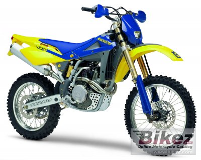 2006 Husqvarna TE 250 photo
