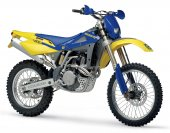 2006 Husqvarna TE 450 photo