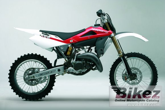 2006 Husqvarna CR 125 photo