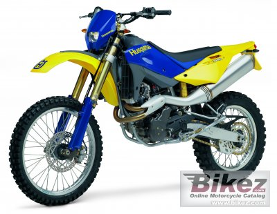2006 Husqvarna TE 610 photo
