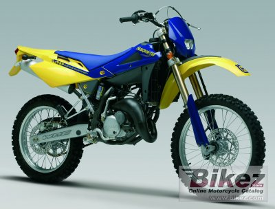 2006 Husqvarna WRE 125